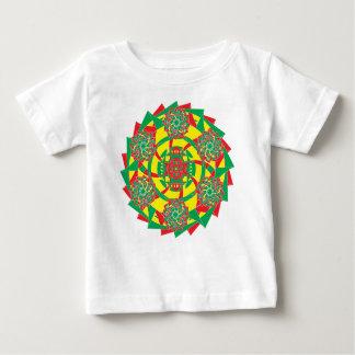 Spinning mandalas baby T-Shirt