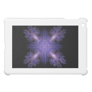 Spinning Pinwheel Fireworks Fractal Art Design iPad Mini Cover