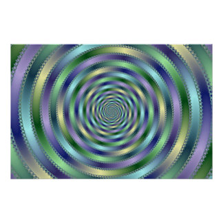 Spinning Poster