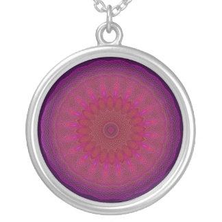 Spinning Soul Kaleidoscope Pendant