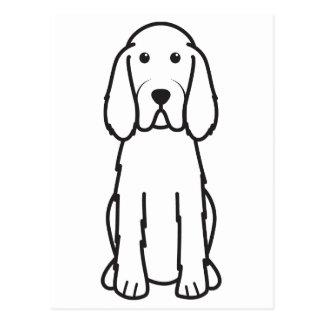 Spinone Italiano Dog Cartoon Postcards