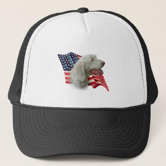 Spinone Italiano Flag Trucker Hat
