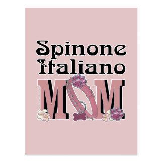 Spinone Italiano MOM Postcard