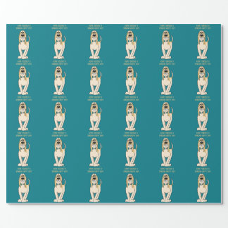 Spinone Italiano Smile Wrapping Paper