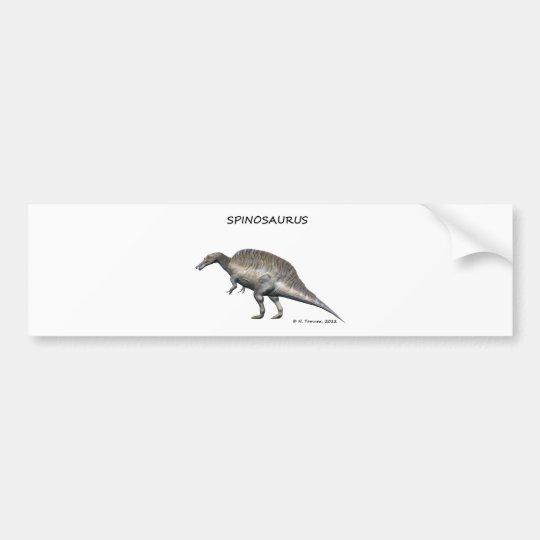 Spinosaurus Bumper Sticker