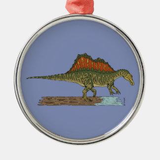 Spinosaurus Christmas Ornament