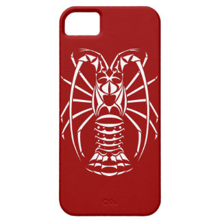 Spiny Lobster in Dive Colors iPhone 5 Case