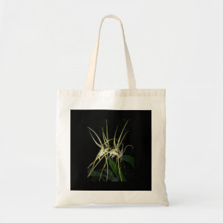 spiny orchid tote bag