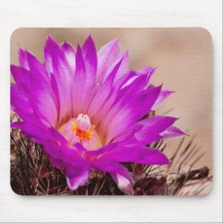 Spinystar Cactus Flower Mousepad