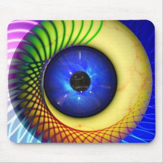spiral-240131 FANTASY DIGITAL REALISM spiral, endl Mouse Pad
