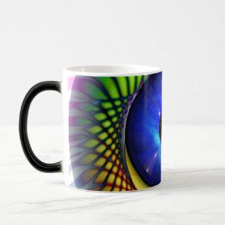 spiral-240131 FANTASY DIGITAL REALISM spiral, endl Coffee Mug