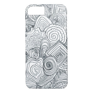 Spiral Avalanche iPhone 7 Case