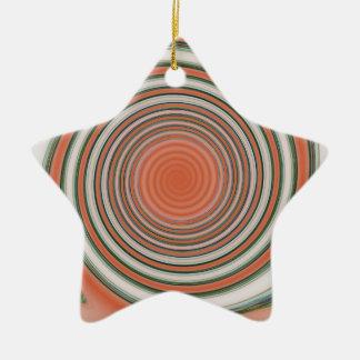 Spiral bound christmas ornament