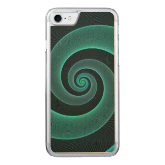 Spiral Carved iPhone 8/7 Case