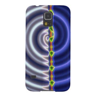 Spiral Galaxy S5 Cases