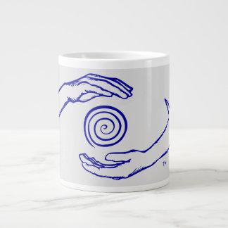 Spiral Chi Tea cup