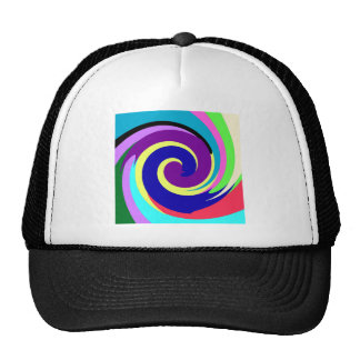 Spiral Color Cap