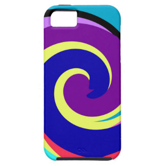 Spiral Color iPhone 5 Cover