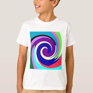 Spiral Color T-Shirt
