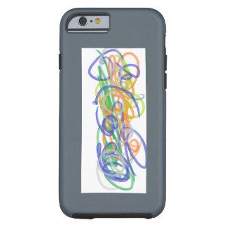Spiral Fantasy phone case