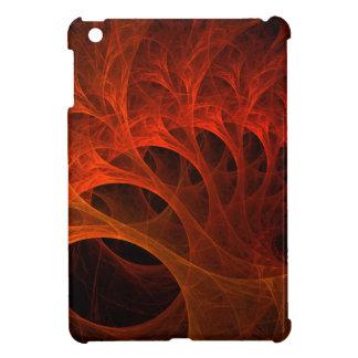 Spiral Fractal Design Case For The iPad Mini