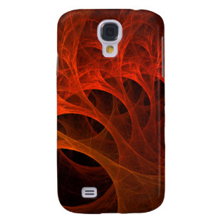 Spiral Fractal Design Galaxy S4 Case