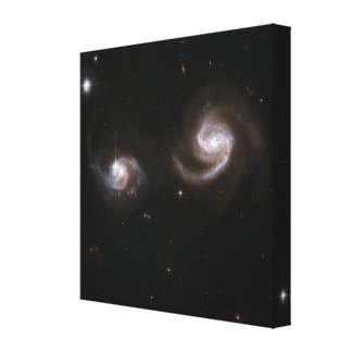 Spiral Galaxies Stretched Canvas Prints