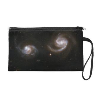Spiral Galaxies Wristlet Purses