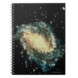 Spiral Galaxy 2 Notebook