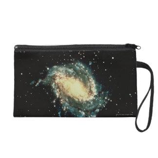 Spiral Galaxy 2 Wristlet Purse