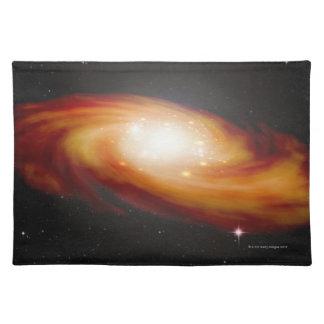 Spiral Galaxy 3 Placemat