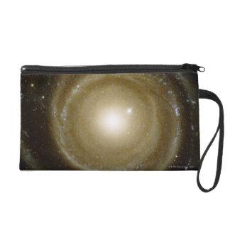 Spiral Galaxy Wristlet Clutches