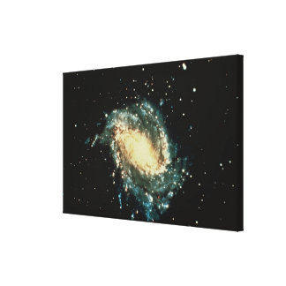 Spiral Galaxy Gallery Wrapped Canvas