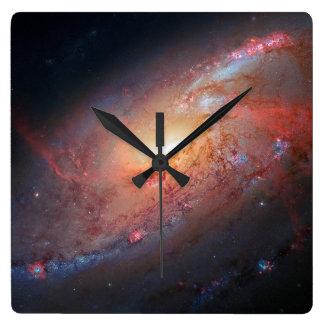 Spiral Galaxy Clocks