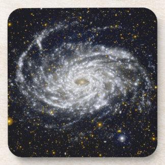 Spiral Galaxy Drink Coasters