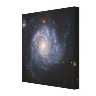 Spiral Galaxy Gallery Wrap Canvas