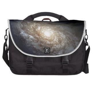 Spiral Galaxy Laptop Commuter Bag