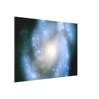 Spiral Galaxy M100 Canvas Print