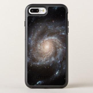 Spiral Galaxy (M101) OtterBox Symmetry iPhone 7 Plus Case