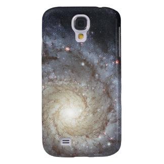 Spiral galaxy M74 Galaxy S4 Case