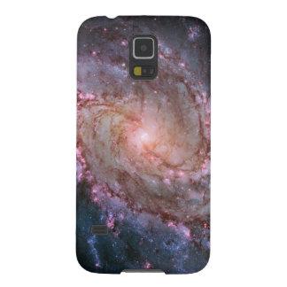 Spiral Galaxy M83 Galaxy S5 Cases