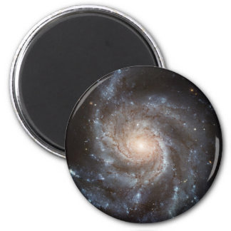 Spiral galaxy refrigerator magnets