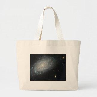 Spiral Galaxy NGC3370 Jumbo Tote Bag