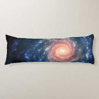 Spiral galaxy NGC 1232 astronomy picture Body Cushion