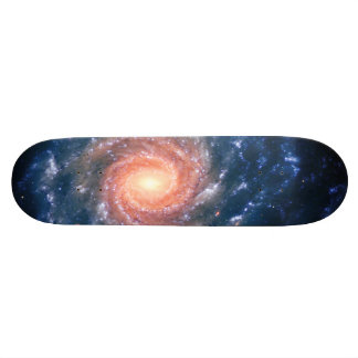 Spiral Galaxy NGC 1232 - Our Breathtaking Universe Skateboards