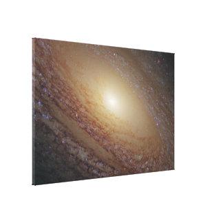 Spiral Galaxy NGC 2841 Gallery Wrap Canvas