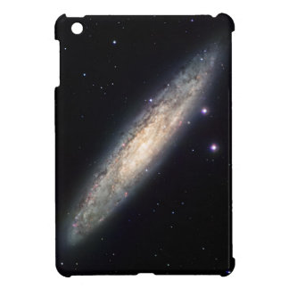 Spiral Galaxy, NGC 2 - Hubble astronomy picture iPad Mini Cover