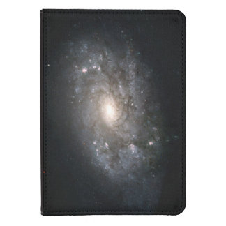 Spiral Galaxy NGC 3949 Kindle Case