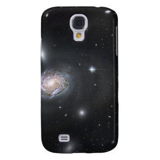 Spiral galaxy NGC 4911 Galaxy S4 Case