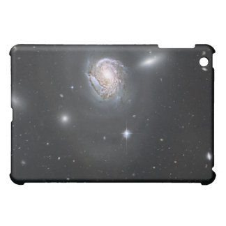 Spiral galaxy NGC 4911 iPad Mini Cases